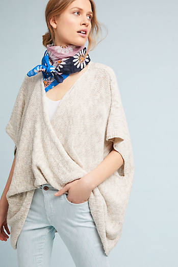 Ellington Twist Poncho