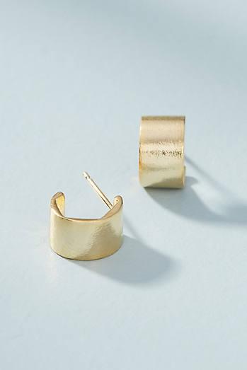 Anthropologie Pia Hoop Earrings jLBTC