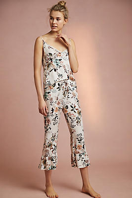 Slide View: 3: Dusk Floral Sleep Top