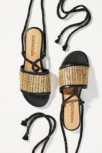 9a71bb98efd Cubanas Lara Gladiator Sandals