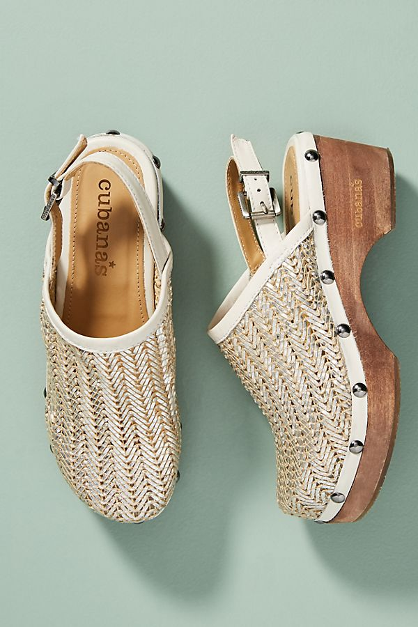 Cubanas Lucky Slingback Mules sale wiki FBvVdN