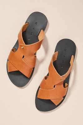 Kyma Pserimos Slide Sandals by Kyma