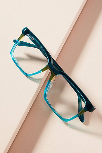 Holly Colorblocked Reading Glasses