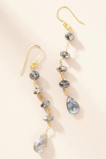 Anthropologie Luanne Triple Drop Earrings g2MyPHyva