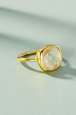 Jemma Sands Encircled Gemstone Ring ufKnmQV