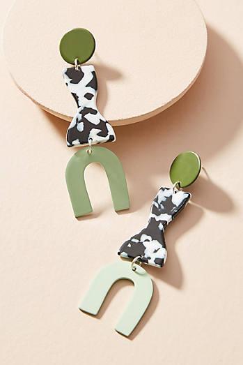 Bianca Mavrick Jewellery Roy Drop Earrings y6n3eMt