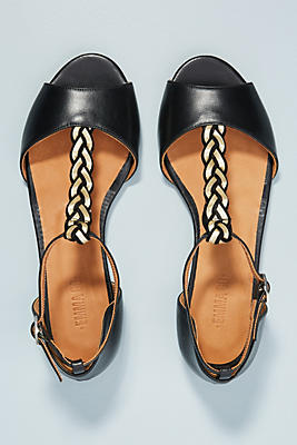Emma Go Tessa T-Strap Sandals