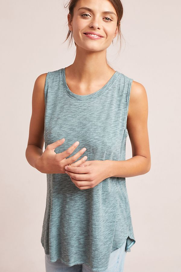 Cloth Stone Tunic Tank