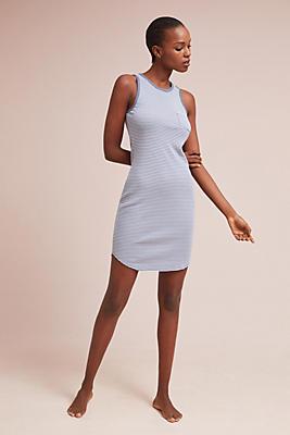 Slide View: 1: Rori Striped Dress