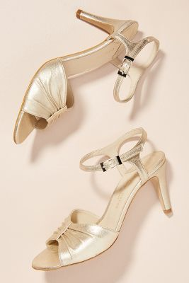 Carmen Salas Aida Heeled Sandals by Carmen Salas