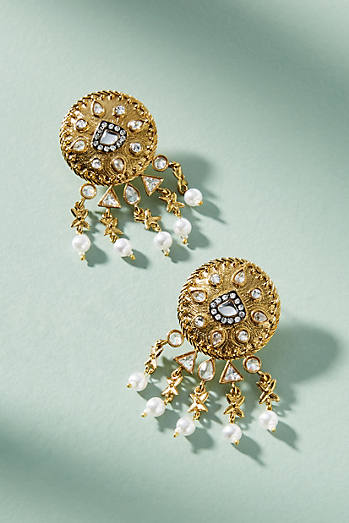 Blossom Box Jewelry Nia Drop Earrings QGNEv