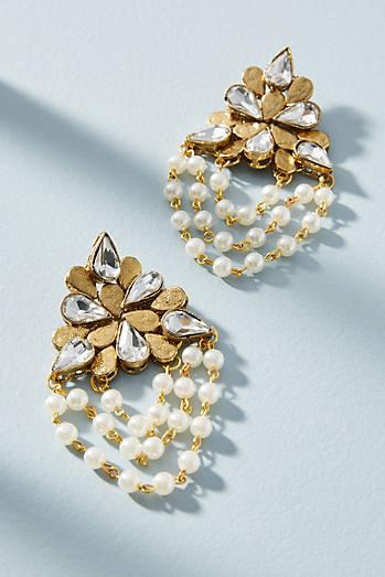 Blossom Box Jewelry Nova Pendant Drop Earrings Z21WJx1v