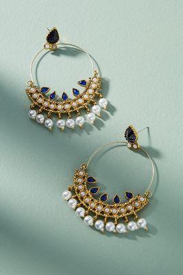 Blossom Box Jewelry Nova Pendant Drop Earrings tWOGZKll