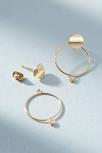 women s earrings delicate fashion earrings anthropologie