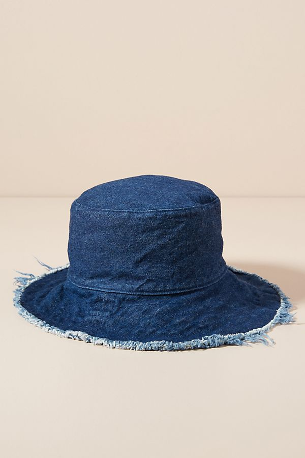 Denim Bucket Hat  2daa50f2a04