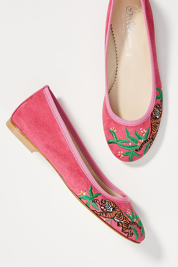 free shipping low price fee shipping Ballerina Easy Tiger Flats discounts hot sale sale online 22RG1qv