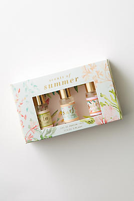 Slide View: 1: Over Land & Sea Rollerball Perfume Set