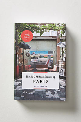 Slide View: 1: The 500 Hidden Secrets of Paris