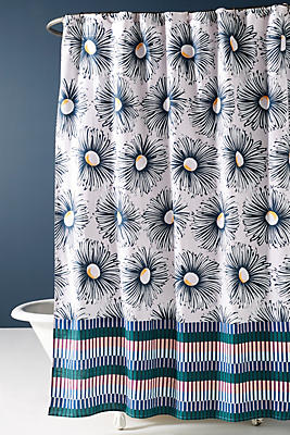 Slide View: 1: SUNO for Anthropologie Norterra Shower Curtain