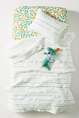 Slide View: 1: Zig-Zag Kids Quilt