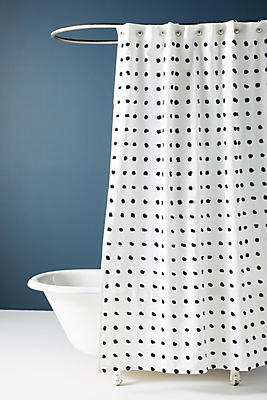 Slide View: 1: Tufted Makers Shower Curtain