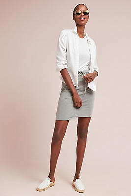Slide View: 1: Sundry Terry Skirt