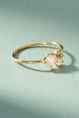 Matilda Cluster Ring by Anthropologie