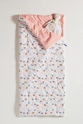 Slide View: 1: Mermaid Sleeping Bag