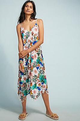 Slide View: 1: Allihop Martina Floral Dress