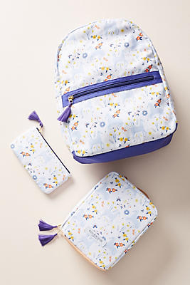 Slide View: 3: Unicorn Meadow Backpack