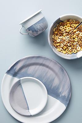 Slide View: 2: Galaxy Dinner Plate