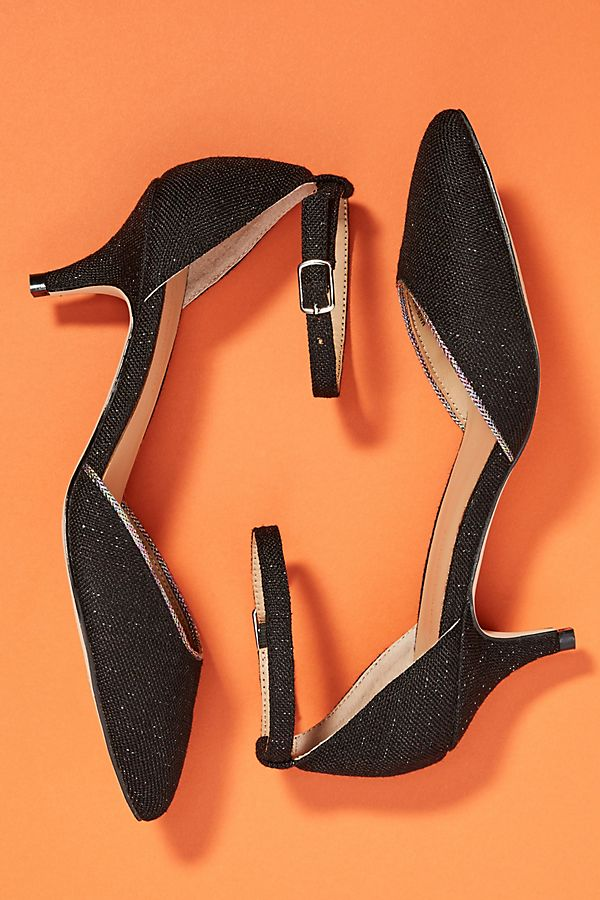 Anthropologie Piped Wrap-Around Kitten Heels cheap latest collections fast delivery cheap price clearance amazing price 6IgRZdLoYz