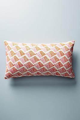 Slide View: 1: John Robshaw Khata Pillow