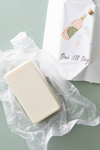 George & Viv Rosé All Day Bar Soap