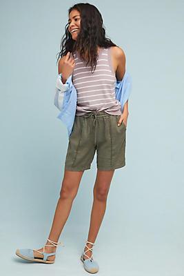 Slide View: 1: Michael Stars Linen Shorts