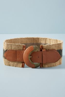 Remi/Reid   Harvest Waist Belt  -    BROWN