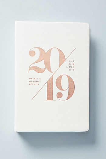 2019 Calendars Amp 2019 Planners Anthropologie