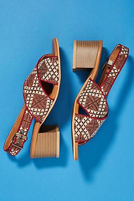 Saira Crossbill Sandals