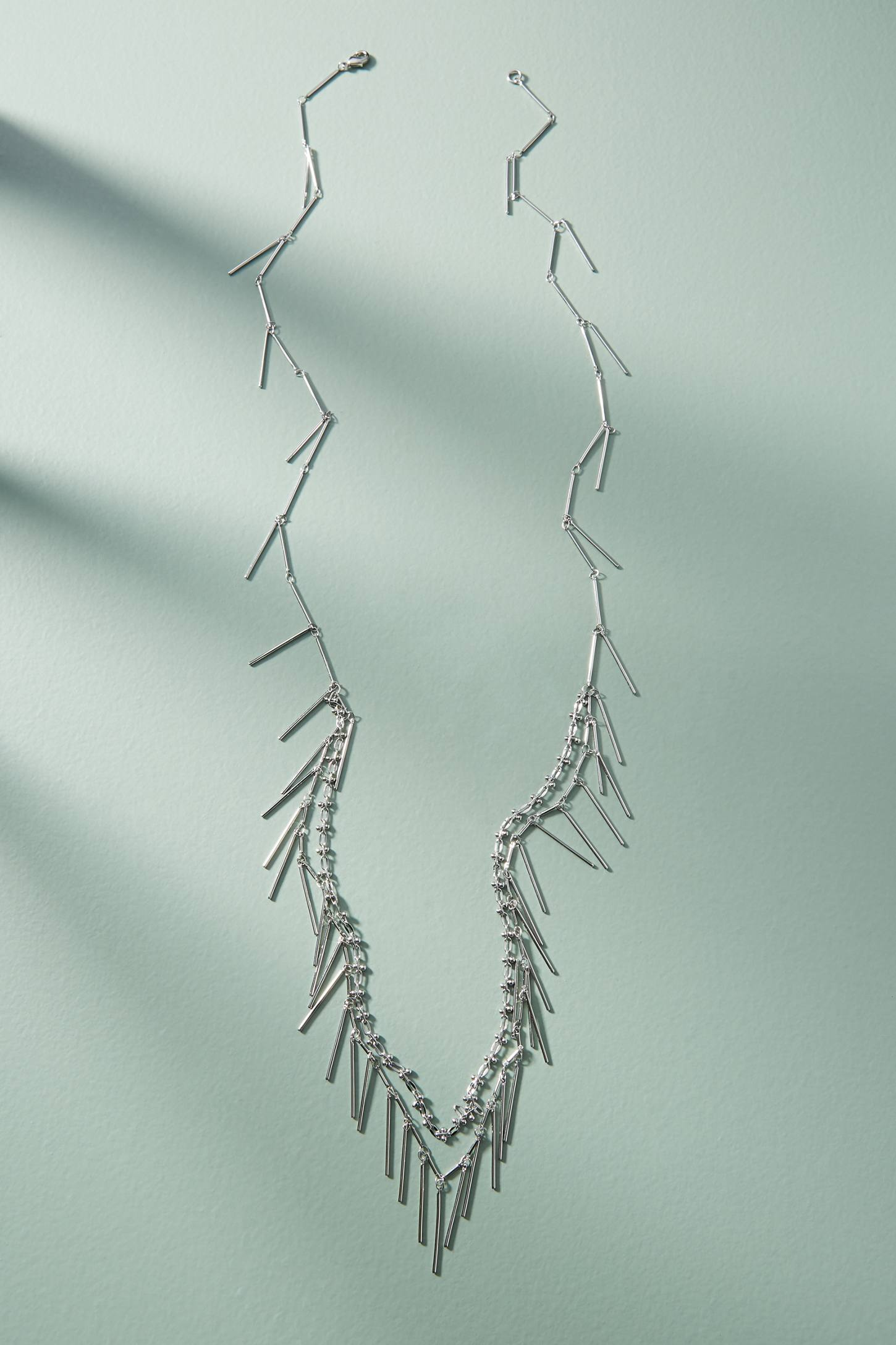 Anthropologie Kittery Layered Necklace LjBVspQb