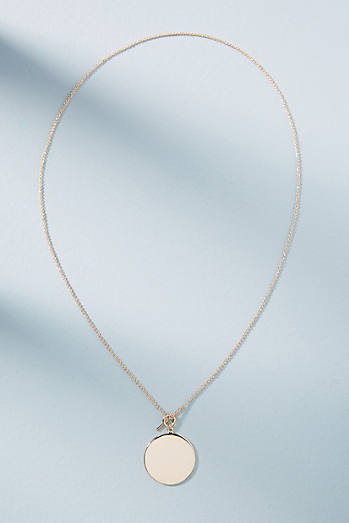 Anthropologie Kittery Layered Necklace jTonW