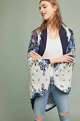 Slide View: 1: Metamorphosis Kimono