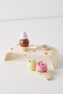 Slide View: 1: Toy Ice Cream Set