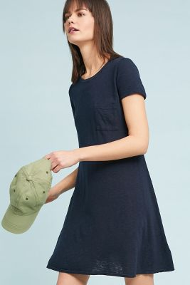 Susan Pocketed Dress by Three Dots