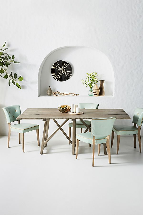 Slide View 1 Farmhouse Dining Table