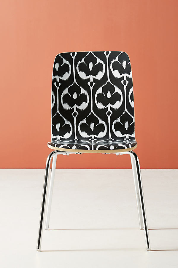 Ikat Tamsin Dining Chair - Black