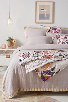 Slide View: 1: Woven Andree Duvet Cover