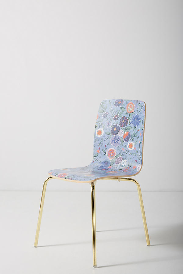 Tamsin Dining Chair - Purple