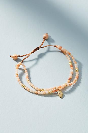 Anthropologie Marin Layered Bracelet eWxlfW