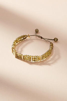 Anthropologie Linden Beaded Stack Bracelet mZFwaotr