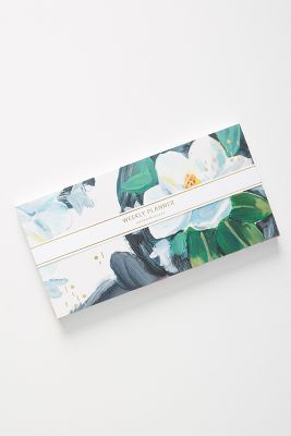 Ramona Weekly Desk Planner by Anthropologie